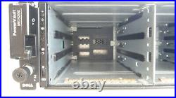 Dell PowerVault MD3200 12-Bay 3.5 Storage Array 2x Controllers 2x PSU NO Rails