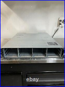 Dell PowerVault MD3200 12-Bay 3.5 Storage Array W 2X 6Gbps SAS RAID Controllers