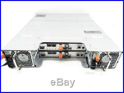 Dell PowerVault MD3200 SAN Storage 2x N98MP Controllers 2x GV5NH Power Supplies