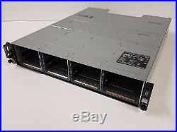Dell PowerVault MD3200 SAN Storage Expansion Array 2x 0NFCG1 600W Power Supply
