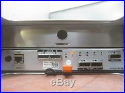 Dell PowerVault MD3200 SAN Storage with 1x Controller and 2x PSU