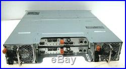 Dell PowerVault MD3200 SAS Storage Array with 2x Quad Port SAS Controller 0N98MP