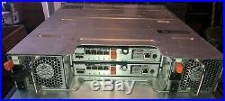 Dell PowerVault MD3200i 2x MD32 Storage Controller 9x 900GB SAS HDD 2x Power
