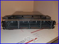 Dell PowerVault MD3200i LFF iSCSI SAN Storage Array 2x 770D8 Controllers 2x PSUs