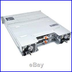 Dell PowerVault MD3200i Storage Array 2x E02M Controllers 2x L600-S0 PS No HDD