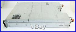 Dell PowerVault MD3200i Storage Array Missing Hard Drive Caddy's No HD