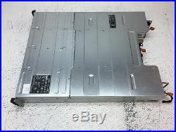 Dell PowerVault MD3200i Storage Array with 2x 4 port 1GB iSCSI Controllers 0770D8