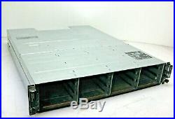 Dell PowerVault MD3200i iSCSI SAN Storage Array with 2 Quad Port Controller 0770D8
