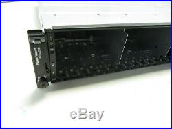 Dell PowerVault MD3220 24x 2.5 Storage Array with 2x Controllers N98MP & 2x PSU