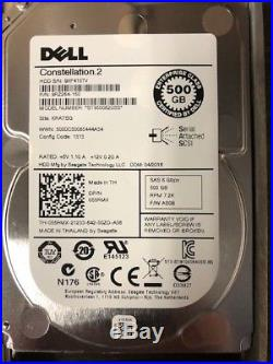 Dell PowerVault MD3220 Storage 24x 500GB 6GB/s mixed SAS & SATA HDDs