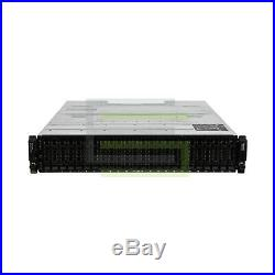 Dell PowerVault MD3220 Storage Array 24x 146GB 15K SAS 2.5 6G Hard Drives