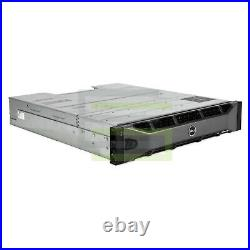 Dell PowerVault MD3220 Storage Array 24x 300GB 10K SAS 2.5 6G Hard Drives