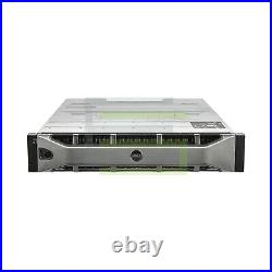 Dell PowerVault MD3220 Storage Array 24x 600GB 10K SAS 2.5 6G Hard Drives