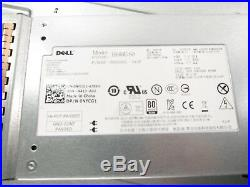 Dell PowerVault MD3220 Storage Disk Array 2 x PSUs, No HDDs, No Controllers