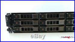 Dell PowerVault MD3220i 12 x 2.5 SAS HDD Storage System Tested Fast Ship