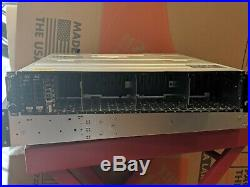 Dell PowerVault MD3220i Storage Array 24x 2x Power supply No controller or disk