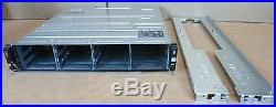 Dell PowerVault MD3220i iSCSI SAN SAS Storage Array 24 x 2.5 Dual Controller