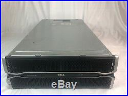 Dell PowerVault MD3260 6Gbps DAS Dual EMM Storage Array with 60 Hard Drive Bays
