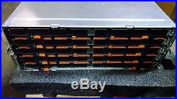 Dell PowerVault MD3260 Dense Direct Attached Storage Array 20 x 4TB 7.2K SAS