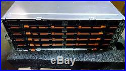 Dell PowerVault MD3260 Dense Direct Attached Storage Array No Drives or Trays