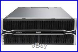 Dell PowerVault MD3260 with 60x 6TB 7.2K Nearline SAS HDD's