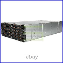 Dell PowerVault MD3460 Storage Array 60x 3.84TB SAS 2.5 12G SSDs
