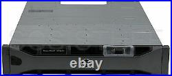 Dell PowerVault MD3600f 12x 6Tb SAS fibre channel storage array dual controller