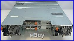 Dell PowerVault MD3620F 8GB FC SFF Storage Array 2 x Controllers 24x Drive Trays