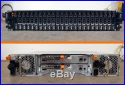 Dell PowerVault MD3620f 24-Bay High Speed Fibre Channel Storage Array (3b15)