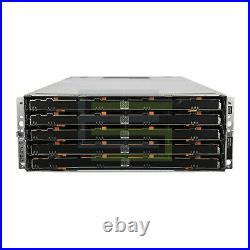Dell PowerVault MD3660f Storage Array 60x 3.84TB SAS 2.5 12G SSDs
