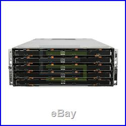 Dell PowerVault MD3660f Storage Array 60x 8TB 7.2K NL SAS 3.5 12G Hard Drives