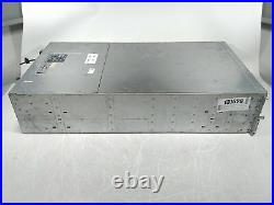 Dell PowerVault MD3660i Storage Array 4 HDD Trays NO Hard Drives Untested AS-IS