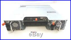Dell PowerVault MD3820F Storage Array 24x 2.5 300GB HDD Fast Free Ship