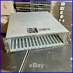 Dell PowerVault MD Storage Array Series Model AMP01 NO HDD NO CADDIES TESTED