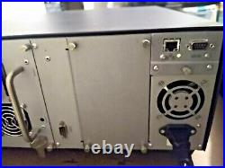 Dell Powervault 132t Lto-2 Tape Backup Drive Storage Lt0 Library