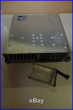 Dell Powervault 220S Network Storage Server with 2 SCSI Controlls & RAID card