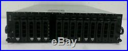 Dell Powervault MD1000 Storage Device Rack Mountable with Hot Swap Caddies NO HDs