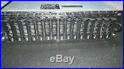 Dell Powervault MD3000 Storage Disk Array 15x2TB-SATA 7.2K 30TB DUAL-CONTROLLER