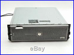 Dell Powervault MD3000i 15-Bay SAS HDD Hard Drive Storage Array SCSI Dual ISCSI