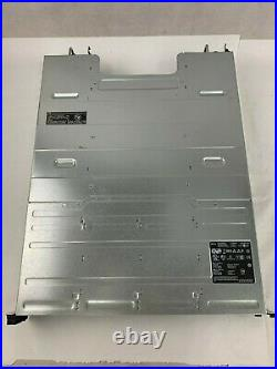 Dell Powervault MD3200i 12 Bay 3.5 Drive SAN Storage Array Chassis Dual 600W PS