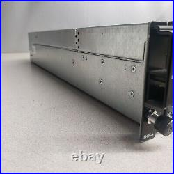 Dell Powervault MD3200i 24 Bay 2.5 Drive SAN Storage Array Chassis Dual 600W PS