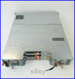Dell Powervault MD3200i 2 Controllers 2 PWR Sup 12x3.5in No HDD Storage Array