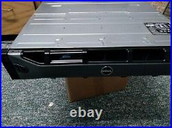 Dell Powervault MD3400 San storage dual 12gb SAS controllers