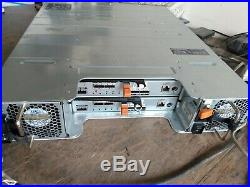 Dell Powervault Md3200 Array Storage With 2 Modules(e02m) No Hard Drive