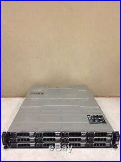 Dell Storage Power Vault Md1200 Free Shipping 2xE01M Card Working