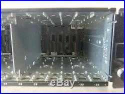 READ Dell R684K Chassis 24-Bay 2.5 PowerVault MD3620i Direct Attached Storage