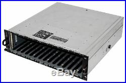 STORAGE DELL POWERVAULT MD3000i 15x 3.5 + CONTROLLER + POWER SUPPLY