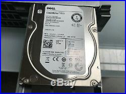 U648K Dell PowerVault MD1200 Direct Attached Storage 12x 1TB E03J 12 BAY
