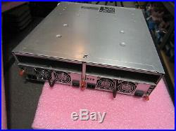 XM792 Dell PowerVault MD3000i Storage Enclosure with 2x PSU